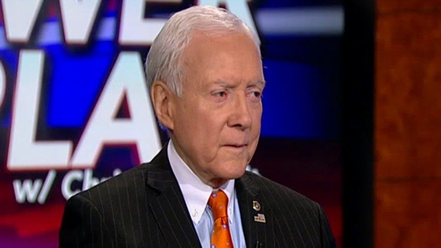 Sen. Orrin Hatch, R-Utah, gives his take on the senate's vote to defund Obamacare. Could this be the beginning of the end for President Obama's major policy victory of his presidency? Hatch tells Chris Stirewalt it's possible.