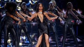 Four4Four: Singer shuts down haters who accused her of lip-syncing at Victoria's Secret fashion show