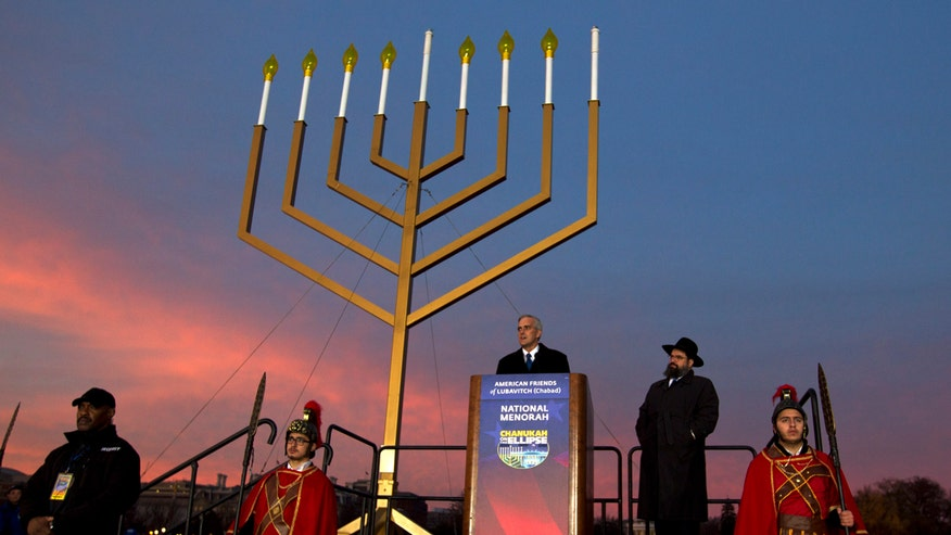 Spirited Debate: Rabbis Shmuley Boteach and Brad Hirschfield on whether the festival of lights is no longer just a minor holiday