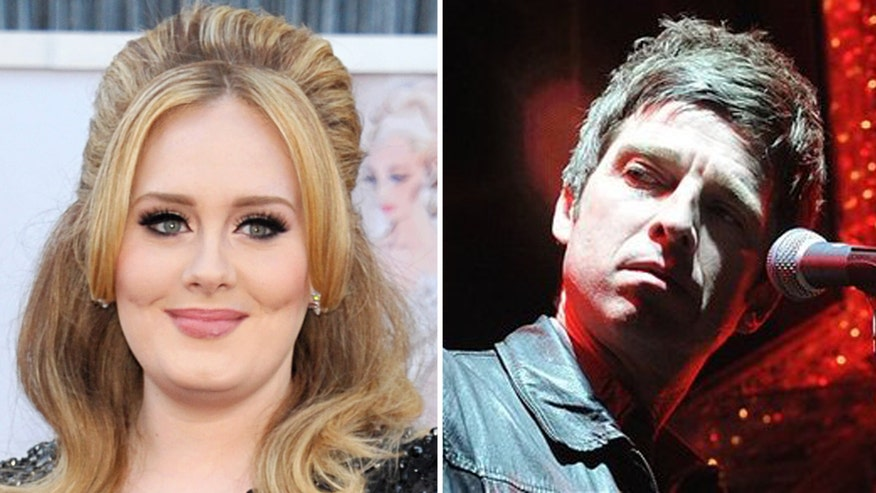 Fox 411: Noel Gallagher calls Adele's music 'a sea of cheese'