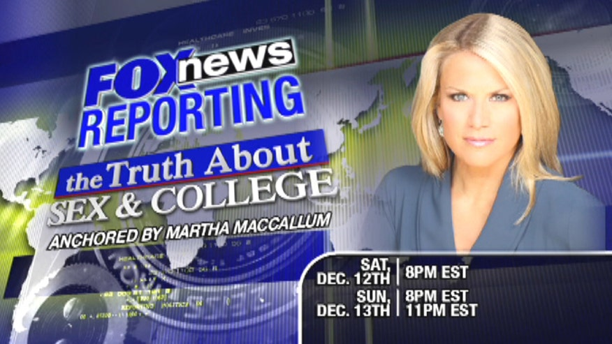 Martha MacCallum hosts special investigates sexual assaults on campus