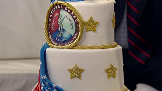 National Guard celebrates 379 years of service