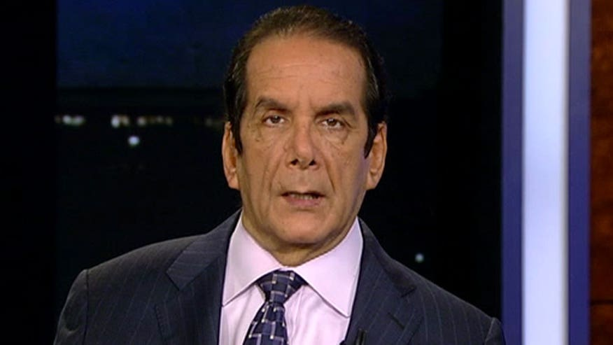 "Charles Krauthammer told viewers Monday on ""Special Report with Bret Baier"" that, despite President Obama's latest public push to tout the U.S. strategy against ISIS, he believes that strategy isn't working."