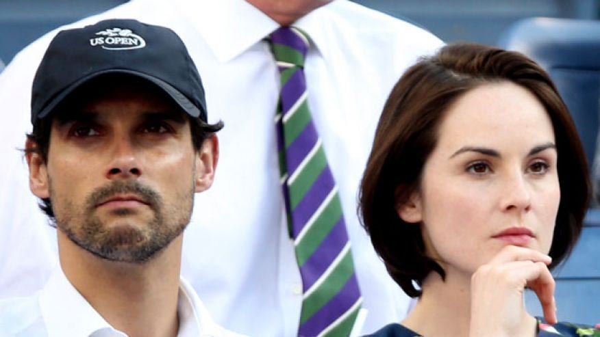 Fox 411: Michelle Dockery's fiancé dies at 34