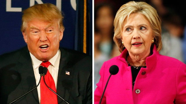 Your Buzz: Lots of Trump, what about Hillary?
