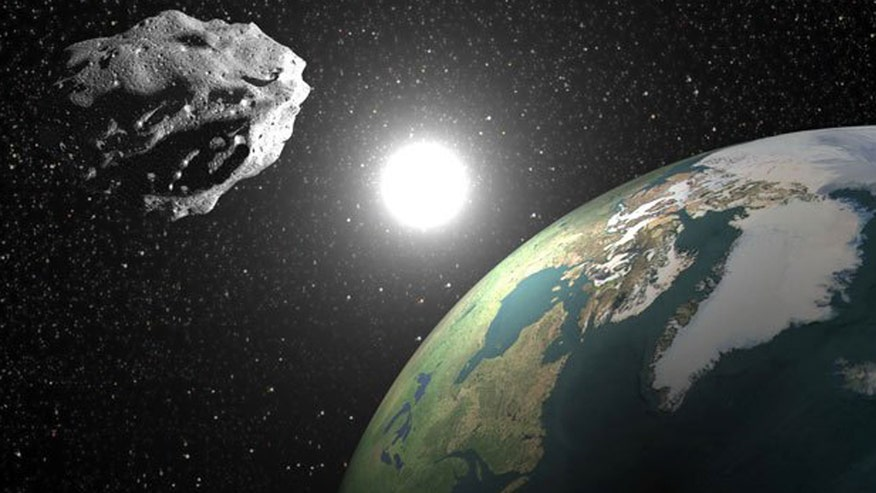 Four4Four Science: Giant Christmas Eve asteroid; Putin's 'gunslinger' gait, NASA's 'astronauts wanted' ad, ancient condiment discovery