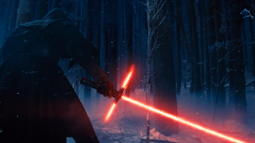 Four4Four Tech: Lightsaber or speeder bike?; Hello Barbie privacy fears, smartwatch exam ban, altruistic A.I.