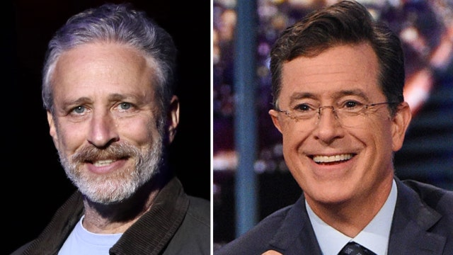 Your Buzz: Colbert and Stewart speak out