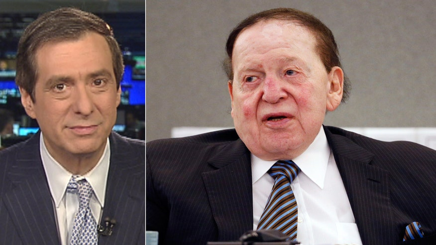 'Media Buzz' host reacts to Sheldon Adelson's purchase of the Las Vegas Review-Journal