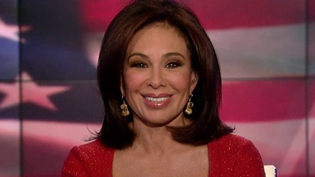 Judge Jeanine: Hillary poses greatest danger to our safety