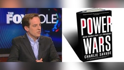 James Rosen talks to Charlie Savage about his book, Power Wars