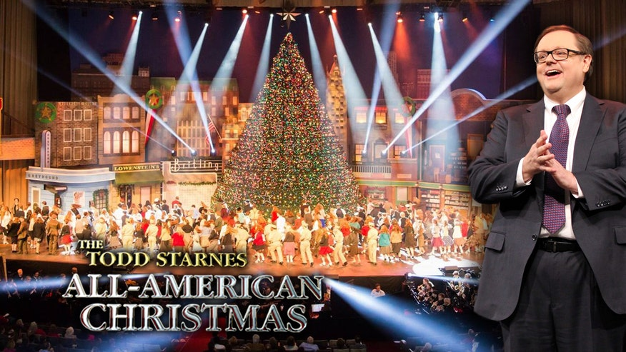 #TODDSCHRISTMAS: Fox News Radio's Todd Starnes hosts a faith filled Christmas special from Bellevue Baptist Church in Memphis, TN. Featuring music from MercyMe, Laura Story, and jazz legend Kirk Whalum.