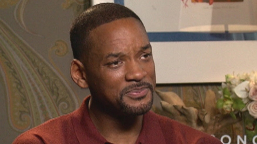 Face2Face: Will Smith discusses how making the film 'Concussion' changed his perception of playing football