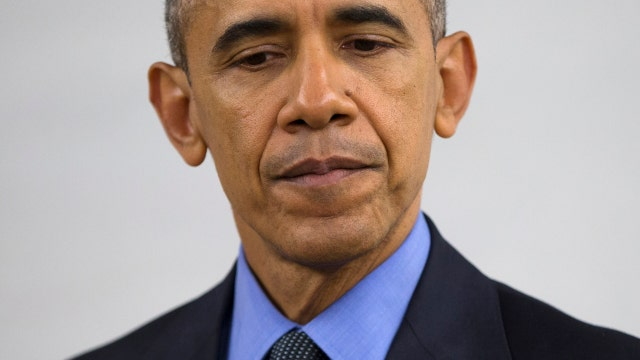 President Obama discusses terror in end-of-year interview