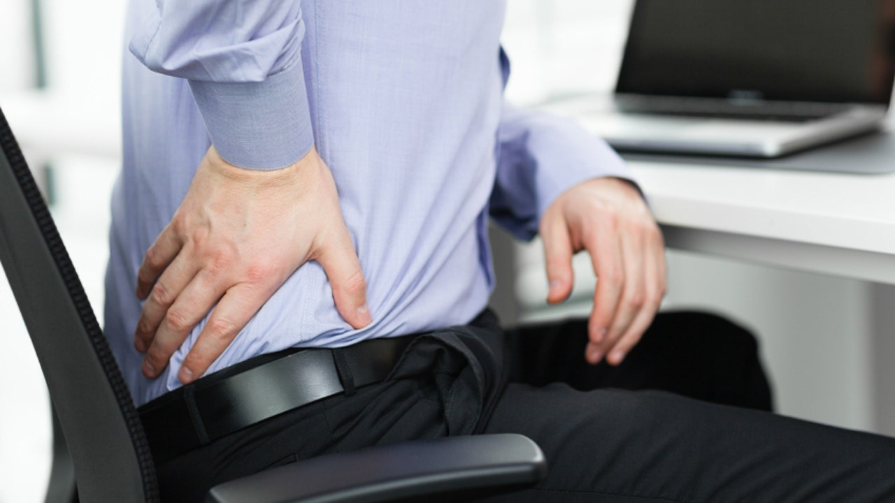 Simple lifestyle change may help ease chronic back pain