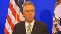 A Virginia state senator has thrown down the gauntlet with Democratic Gov. Terry McAuliffe in a brewing battle over gun rights -- pushing to defund the governor's armed bodyguards unless he revokes an order that banned firearms in most state buildings.