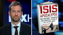 Fox News Chief Washington Correspondent James Rosen talks with author William McCants about his book, The ISIS Apocalypse: The History, Strategy, and Doomsday Vision of the Islamic State.