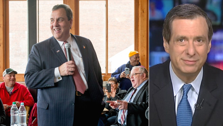 'Media Buzz' host discusses Christie's chances in New Hampshire, despite being dismissed early in the press
