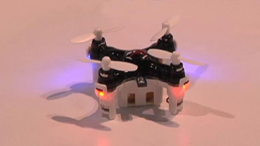 A record number of drones showcase new technologies, sizes and materials at the CES