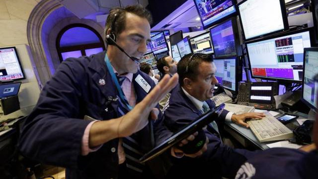 Midday Market Report: 01/07/16