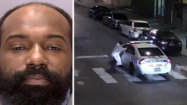 Alleged Philadelphia shooter had long criminal history