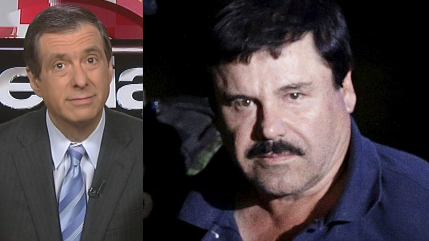 'Media Buzz' host calls Sean Penn's 'Rolling Stone' interview with El Chapo 'an outrage'