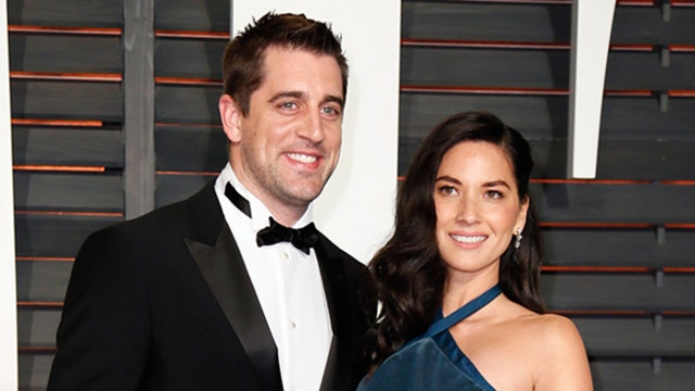 Olivia Munn: I'm not engaged to quarterback