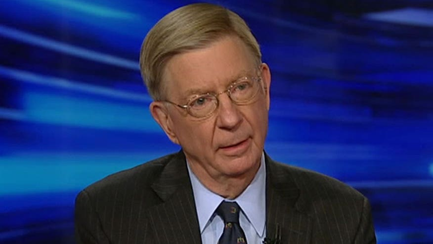 Syndicated columnist George Will said he found few redeeming ideas in last night's address to both houses of Congress and to the nation.