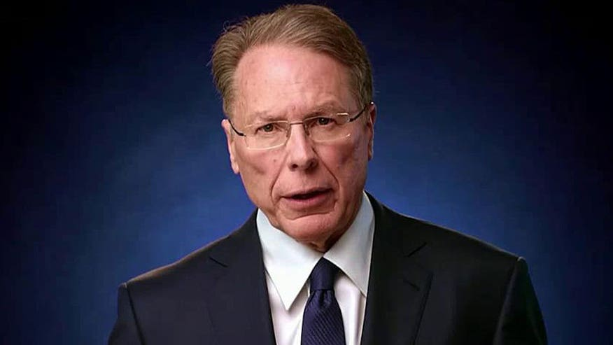 Wayne LaPierre responses to president's comments