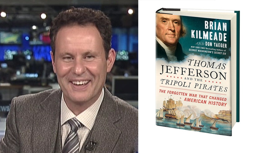 "Fox & Friends co-host Brian Kilmeade visits The Foxhole and talks with Fox News Chief Washington Correspondent James Rosen about his career, and his new book, ""Thomas Jefferson and the Tripoli Pirates,"" the forgotten war that changed American history."