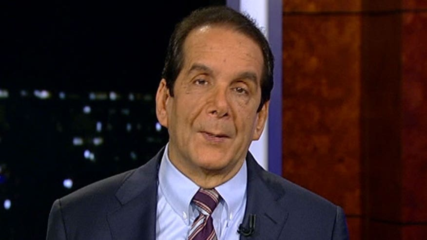 Krauthammer: Cruz was dumbstruck at the debate