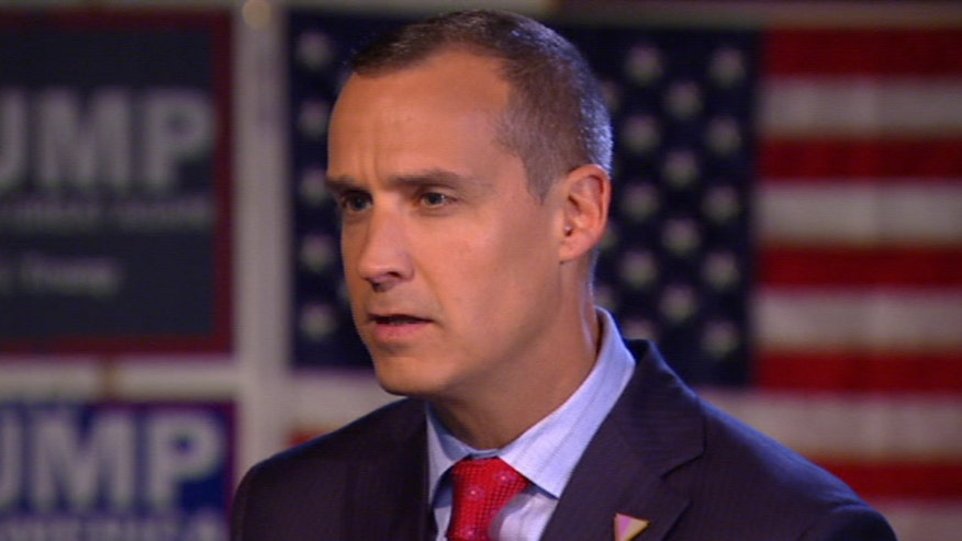 Trump campaign manager Corey Lewandowski on what it's like to work with Donald Trump