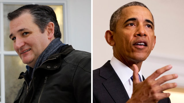 Should Cruz be held to the same birther standard as Obama?