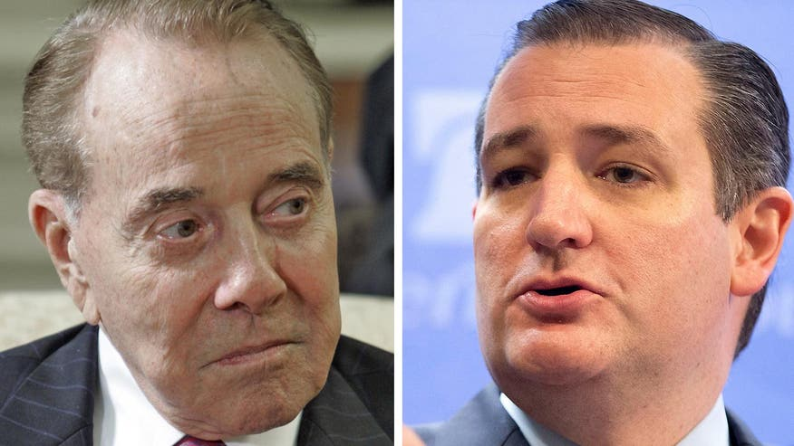 Former longtime senator and GOP presidential candidate Bob Dole explains his attack on Ted Cruz and tells 'On the Record' why he believes Donald Trump would be a better nominee. Is the Establishment starting to accept Trump?