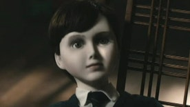 New supernatural horror film tells the tale of a nanny who's given the task of taking care of a life-sized doll