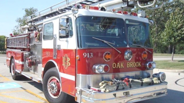 Firefighters sue siren-making company over hearing loss