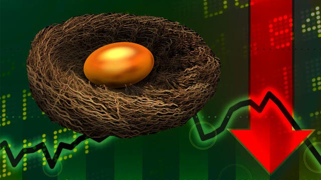 How to protect your retirement funds during market flux