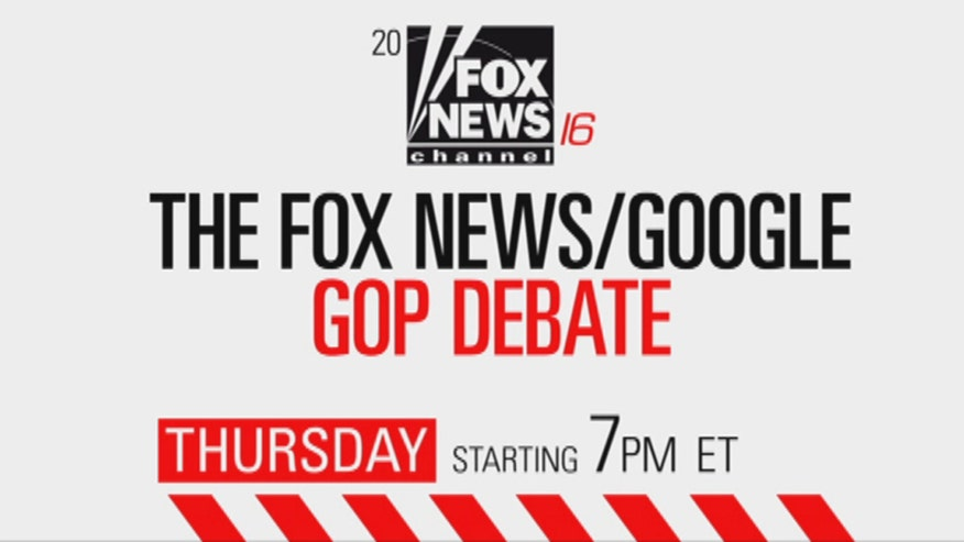 Iowa and New Hampshire are about to vote and the candidates need to make their case; Debate coverage starts Thursday 7 PM ET