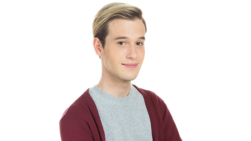 "Tyler Henry, the star of E!'s new series ""Hollywood Medium,"" tells FNM why (and how) he's helping celebrities contact their deceased relatives."