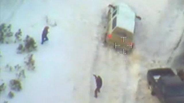 FBI releases video of fatal shooting of Oregon occupier