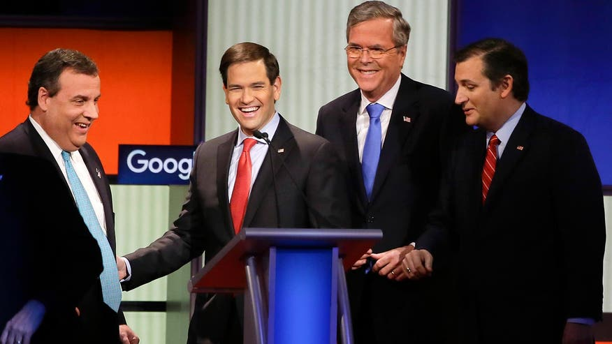 Did Trump's absence help or hurt the remaining candidates? Reaction and insight on the Fox News-Google Digital Debate Special #GOPDebate