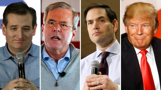 Starnes: GOP hell-bent on destroying each other, not Dems