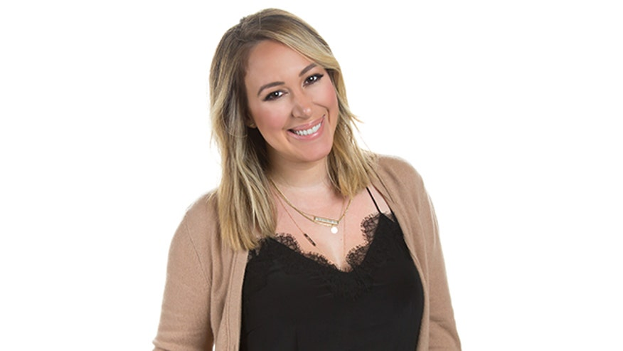 New mom Haylie Duff tells FNM about her partnership with Lärabar and Feeding America.