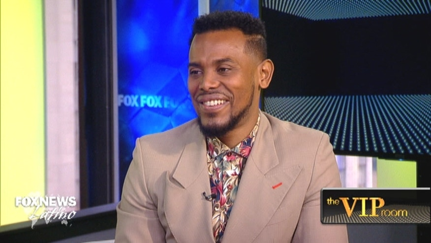 Afro-Colombian fashion designer Edwing D'Angelo says Afro-Latinos should be honored during Black History Month.