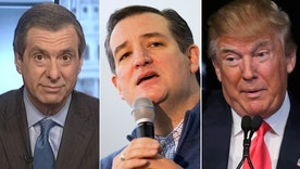 As media focus on Trump and Cruz fisticuffs, the voters get a character test