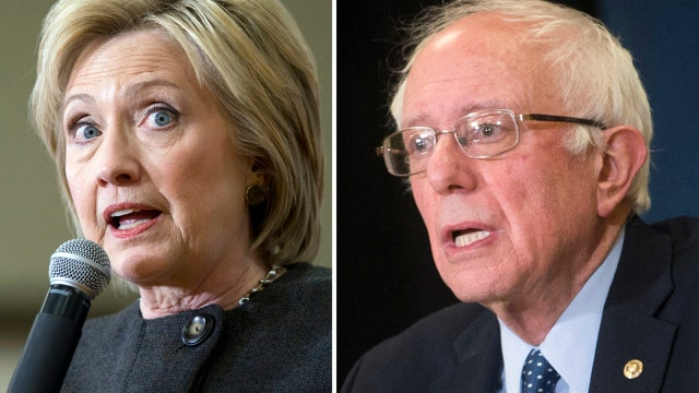 Has Sanders found Clinton's weakness?