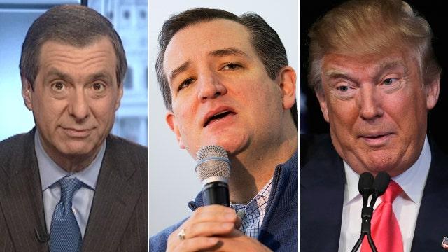 Kurtz: The Trump-Cruz slugfest