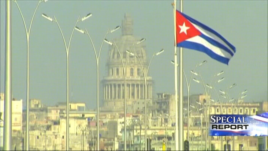 Enticed by taxpayer-provided welfare and the hope of a better life, Cubans are entering the U.S. at a record pace, fearing America's open door policy with the Communist nation may come to end with a new administration next year.