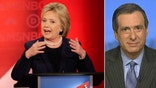 'MediaBuzz' host reacts to Clinton's debate performance, push in New Hampshire