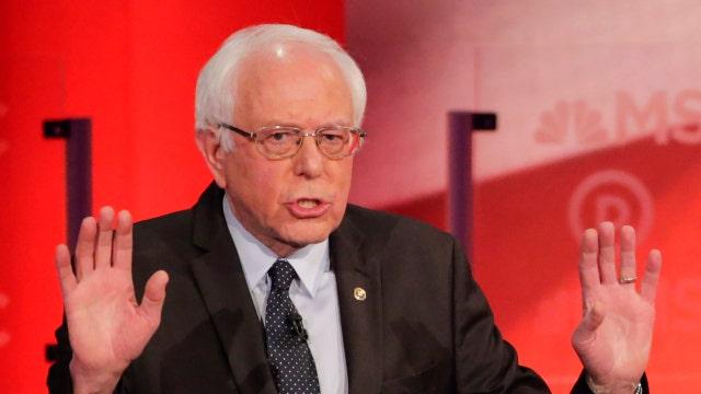 Power Play: Sanders seeks NH blowout